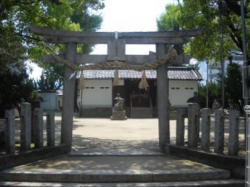 曙川の名所・旧跡